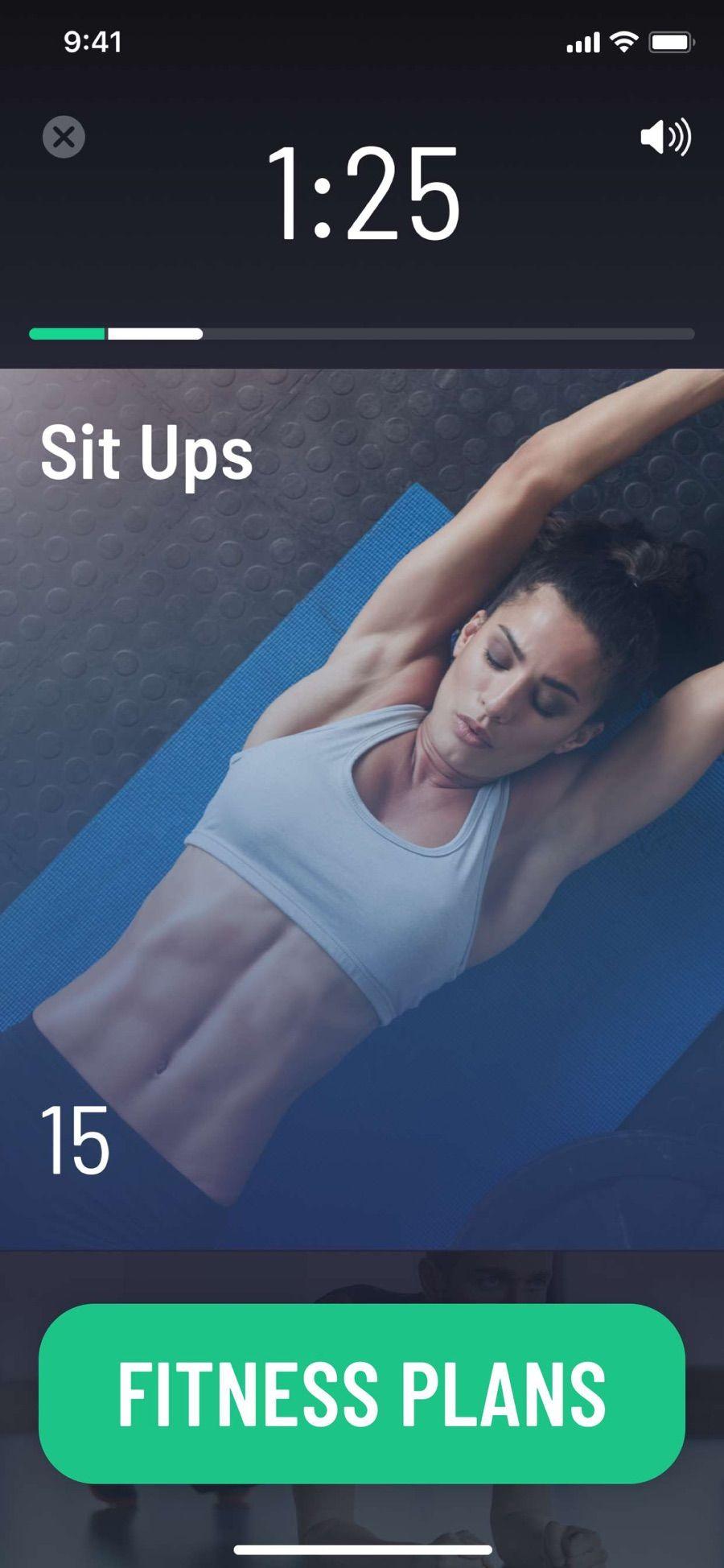 30 Day Fitness on the App Store en 2020 Entraînement