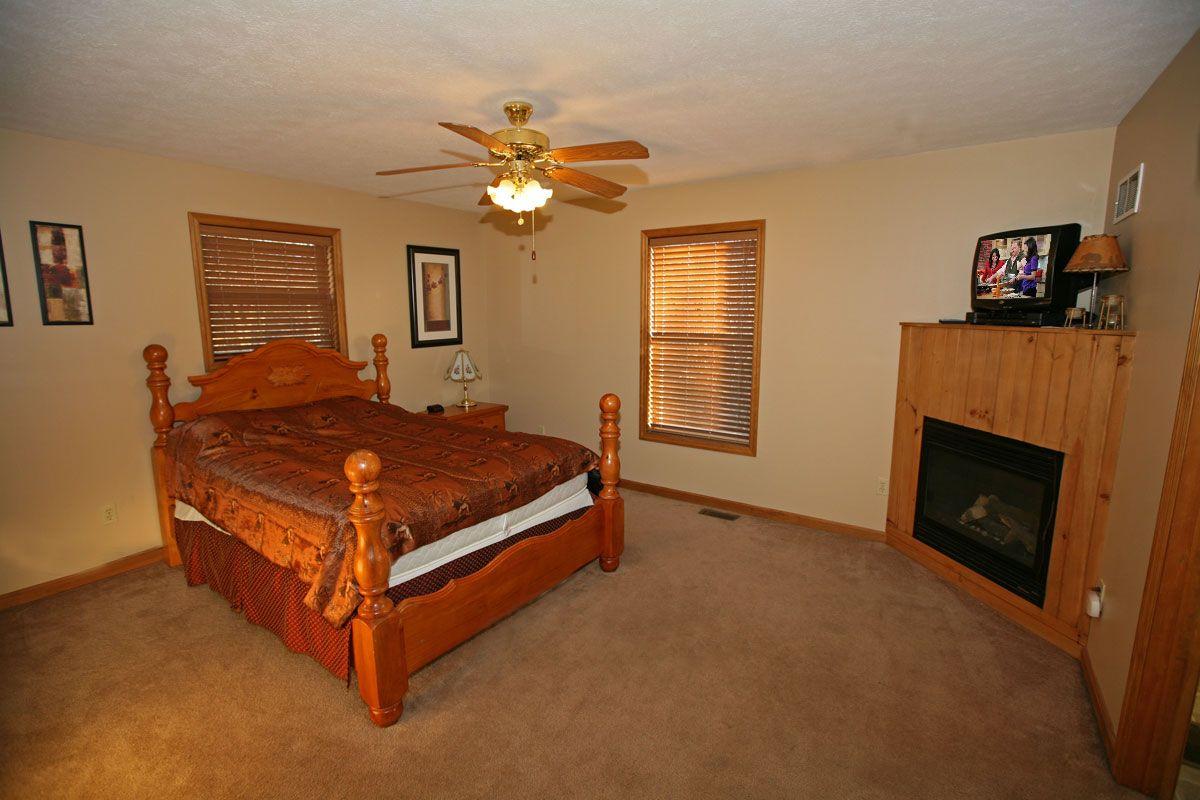 3rd floor master bedroom suite luxury