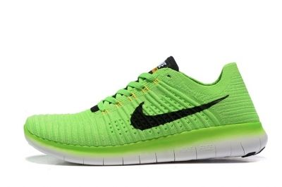 huge discount 1abd1 ed9bb Nike Free RN Flyknit Men Running Shoes Rare 831069-300