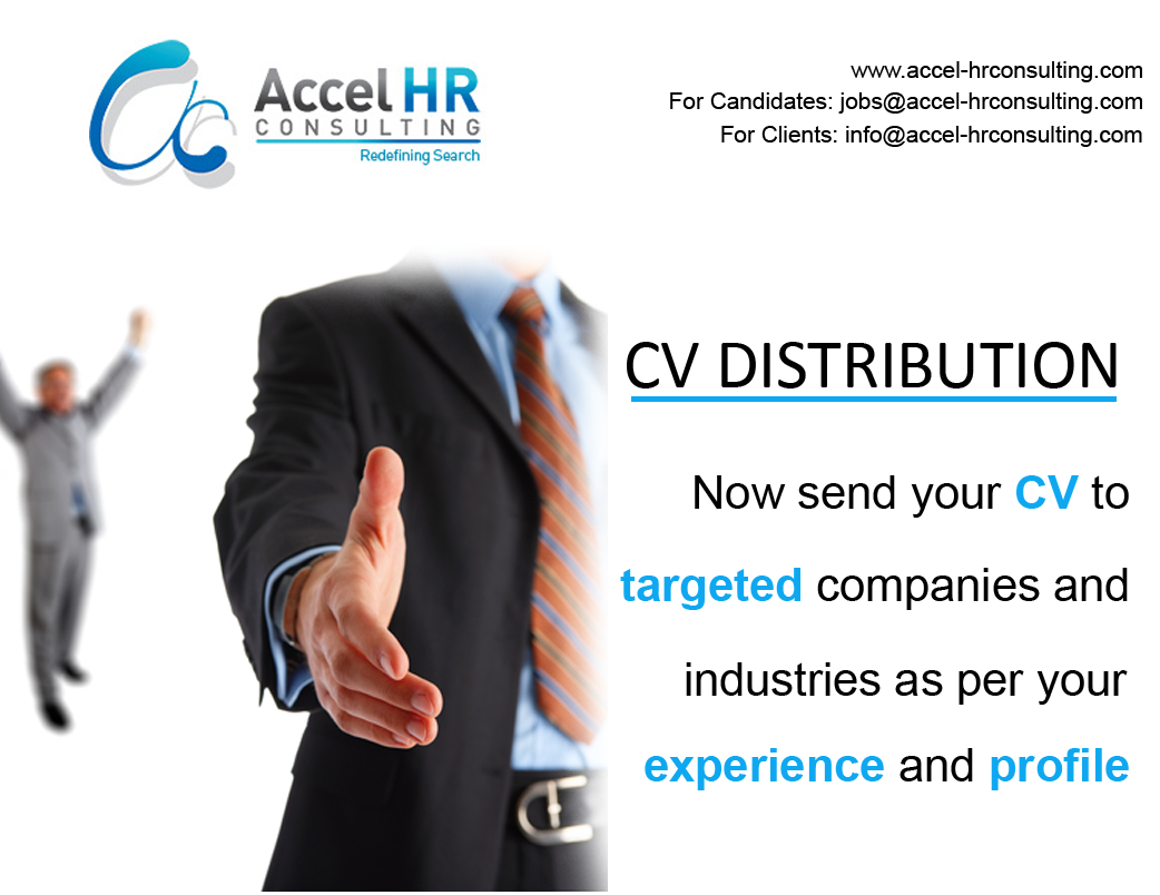 Accel HR Consulting. Sends your Resume to companies