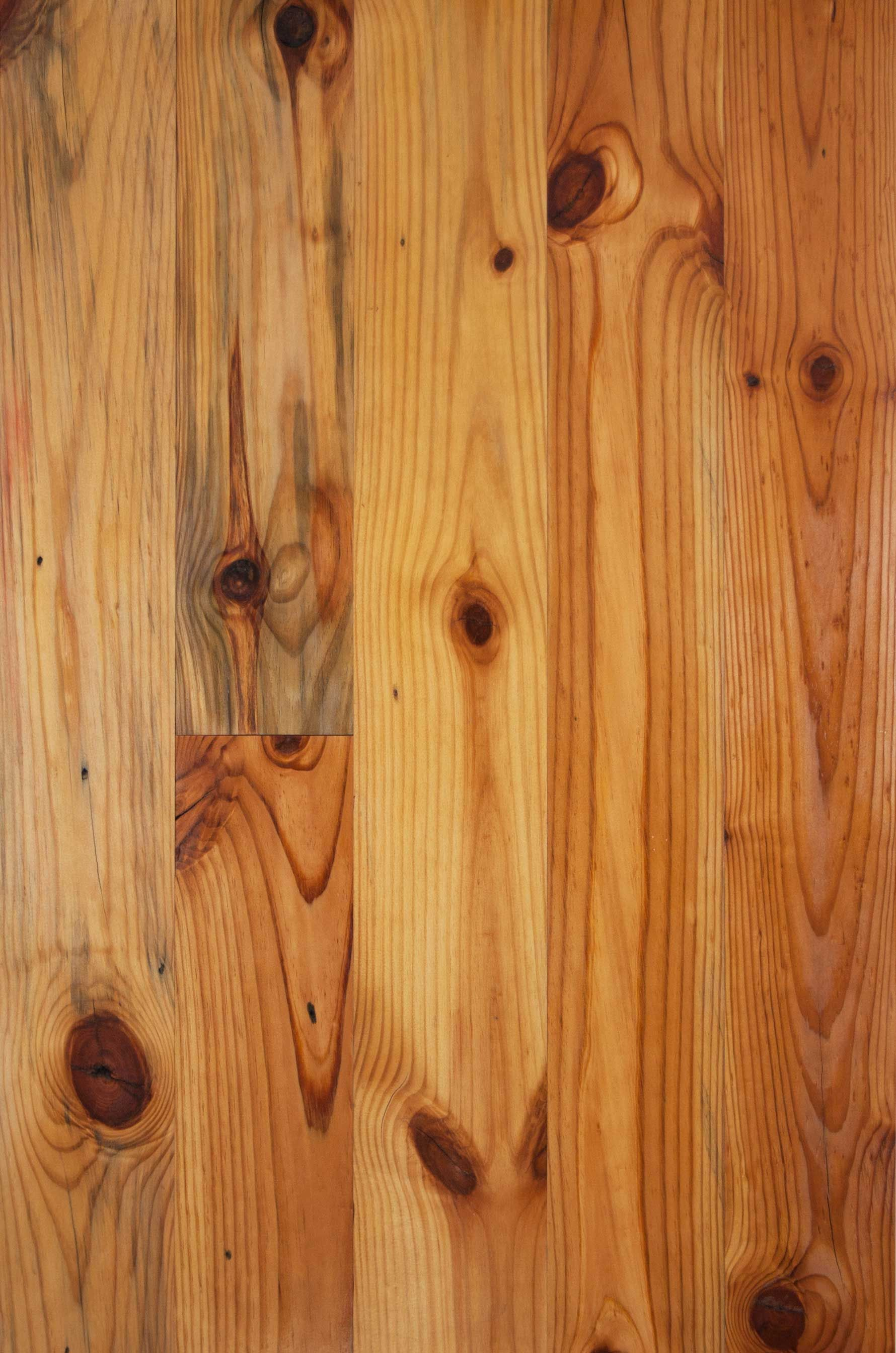 Longleaf Lumber reclaimed Run-of-the-Mill Southern Yellow ...