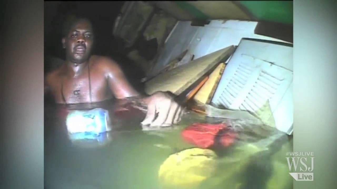 Man Survives Three Days at Bottom of Atlantic