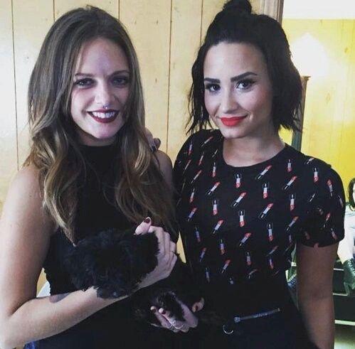 Demi Lovato & Tove Lo 2016