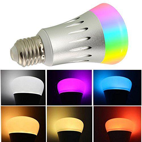 Alexa Smart Bulb Led Light Lamp Led Bulb