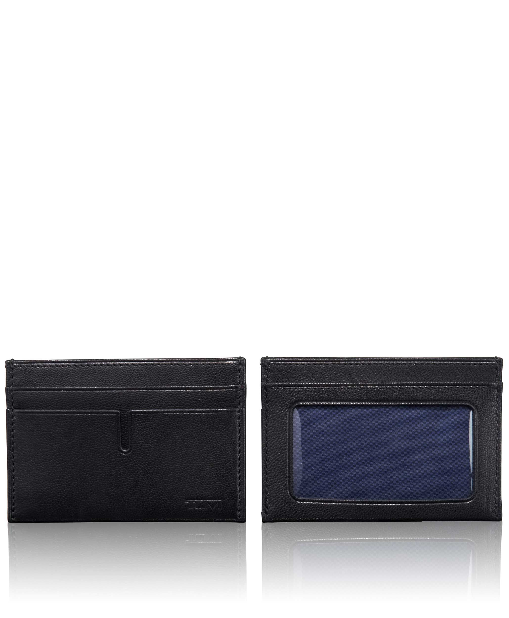 Look what I found on Tumi.sg Slim Card Case-Black | Stuffs to own ...