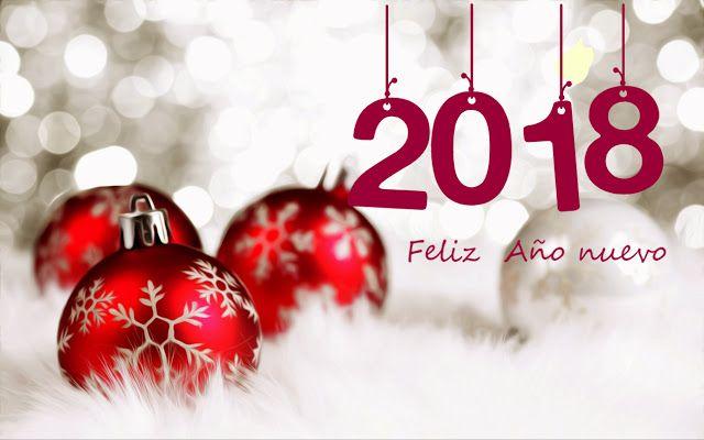 Ver Felicitaciones De Navidad Y Ano Nuevo.Feliz Ano 2018 Imagenes Para Felicitar El Ano Nuevo
