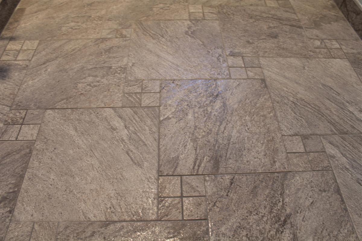 Porcelain Pinwheel Pattern Custom Tiles Tile Patterns Flooring