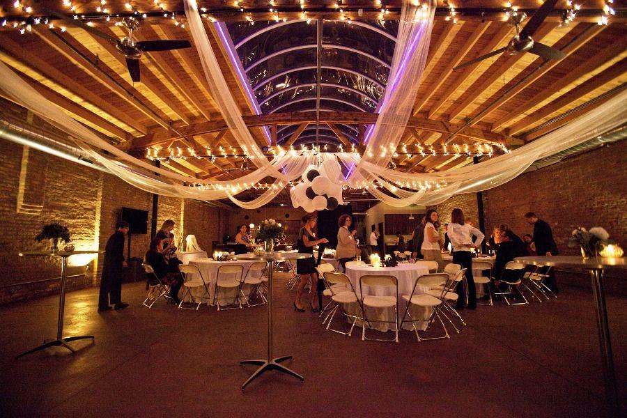 Loft On Lake Reception Photos Chicago Wedding Venues