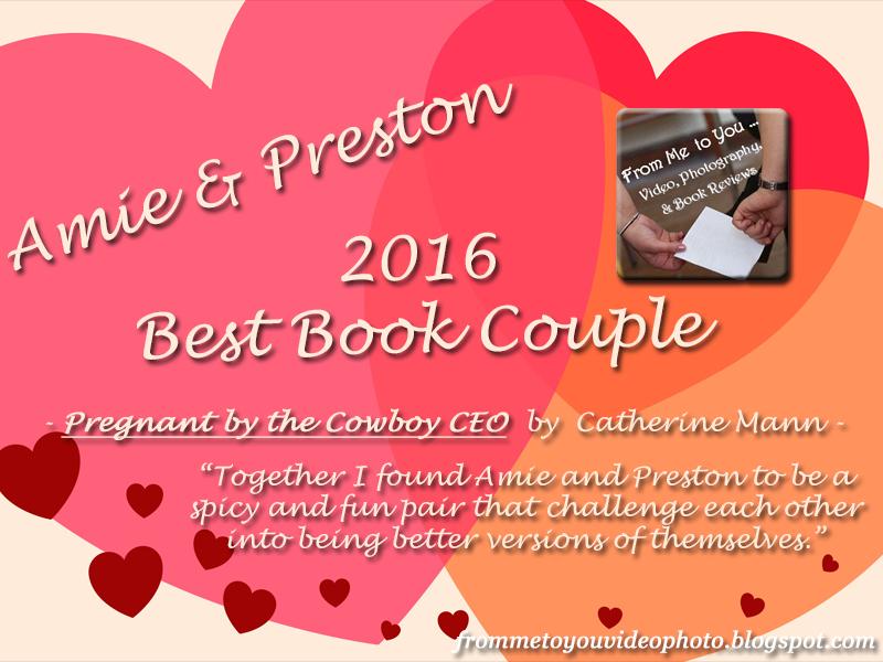 #CatherineMann #2016 #BestBookCouple
