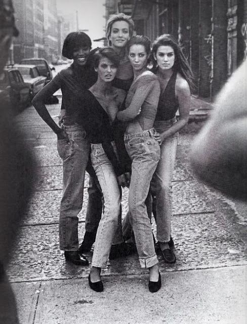 Cindy crawford christy turlington dating