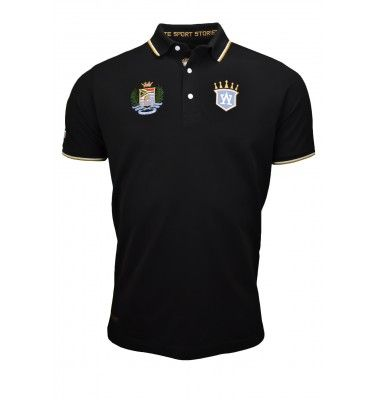 Polos BLK Rugby Clothing noirs Sportifs homme wRZ9UFAw