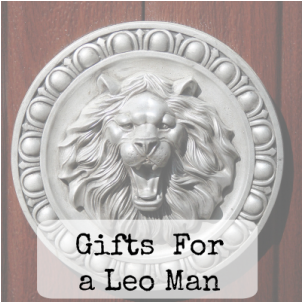 Gifts For Leo Man Love Best Birthday