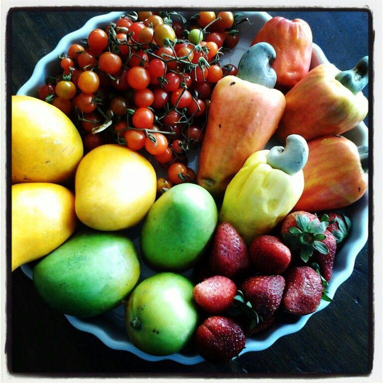 Fresh fruit ;)