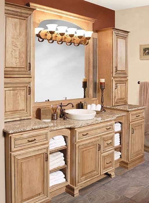 Semi Custom Bathroom Vanities