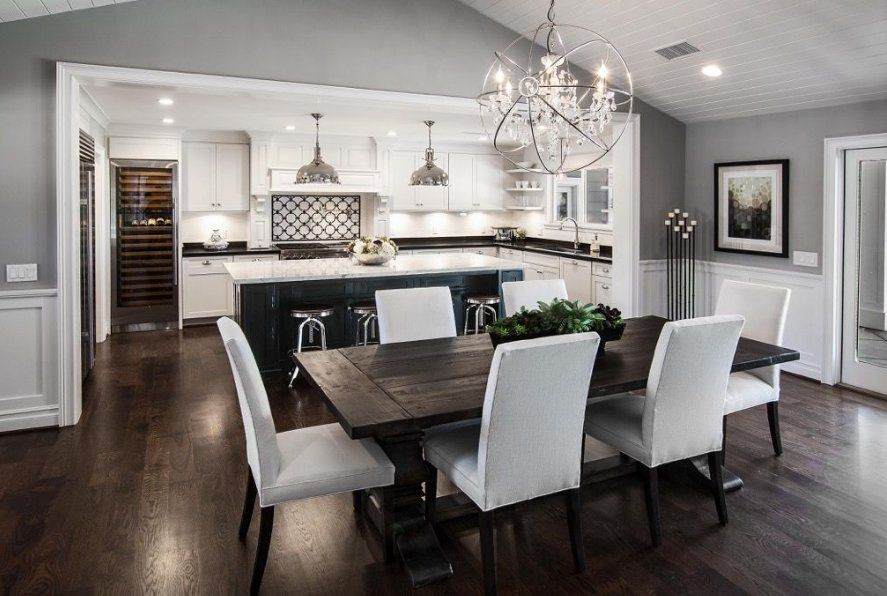 Luxe Magazine On Twitter Living Room Floor Plans Open Concept Kitchen Living Room Living Room And Kitchen Design