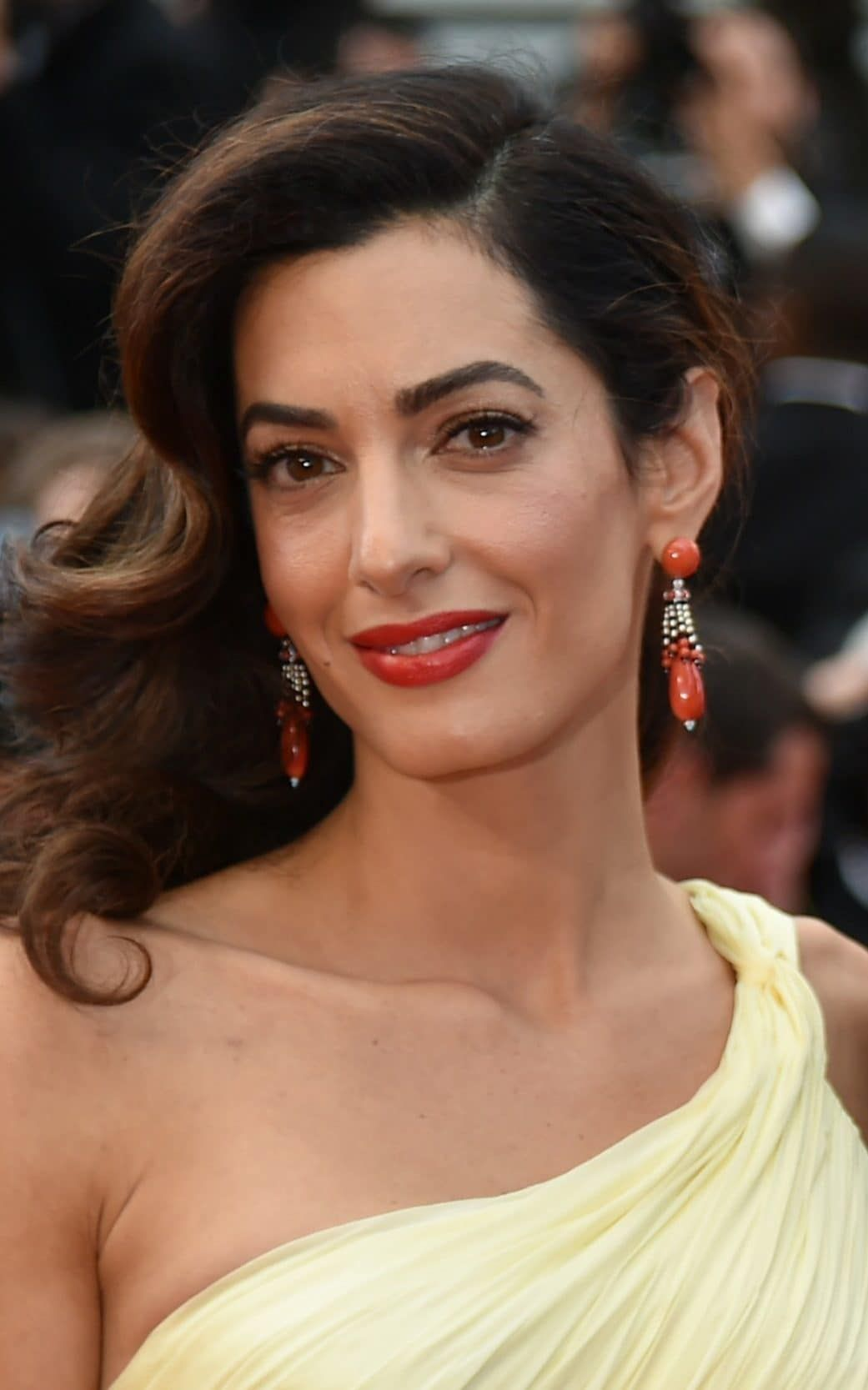 43 Fashion Lessons We Can Learn From Amal Clooney On Her 43rd Birthday Amal Clooney Amal Celebrities