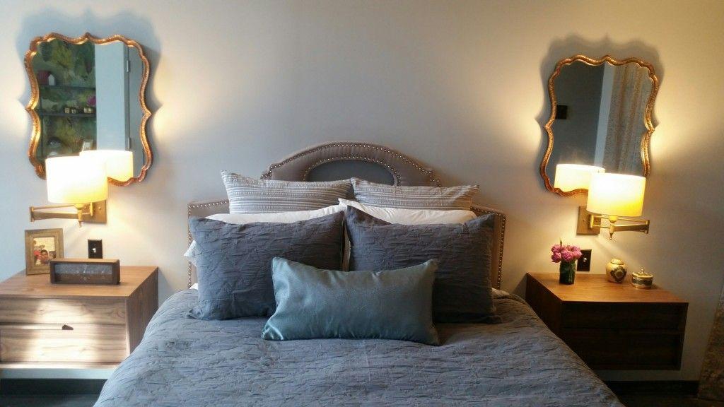 Coyuchi Luxury Organic Bedding + Mirrors From Rejuvenation