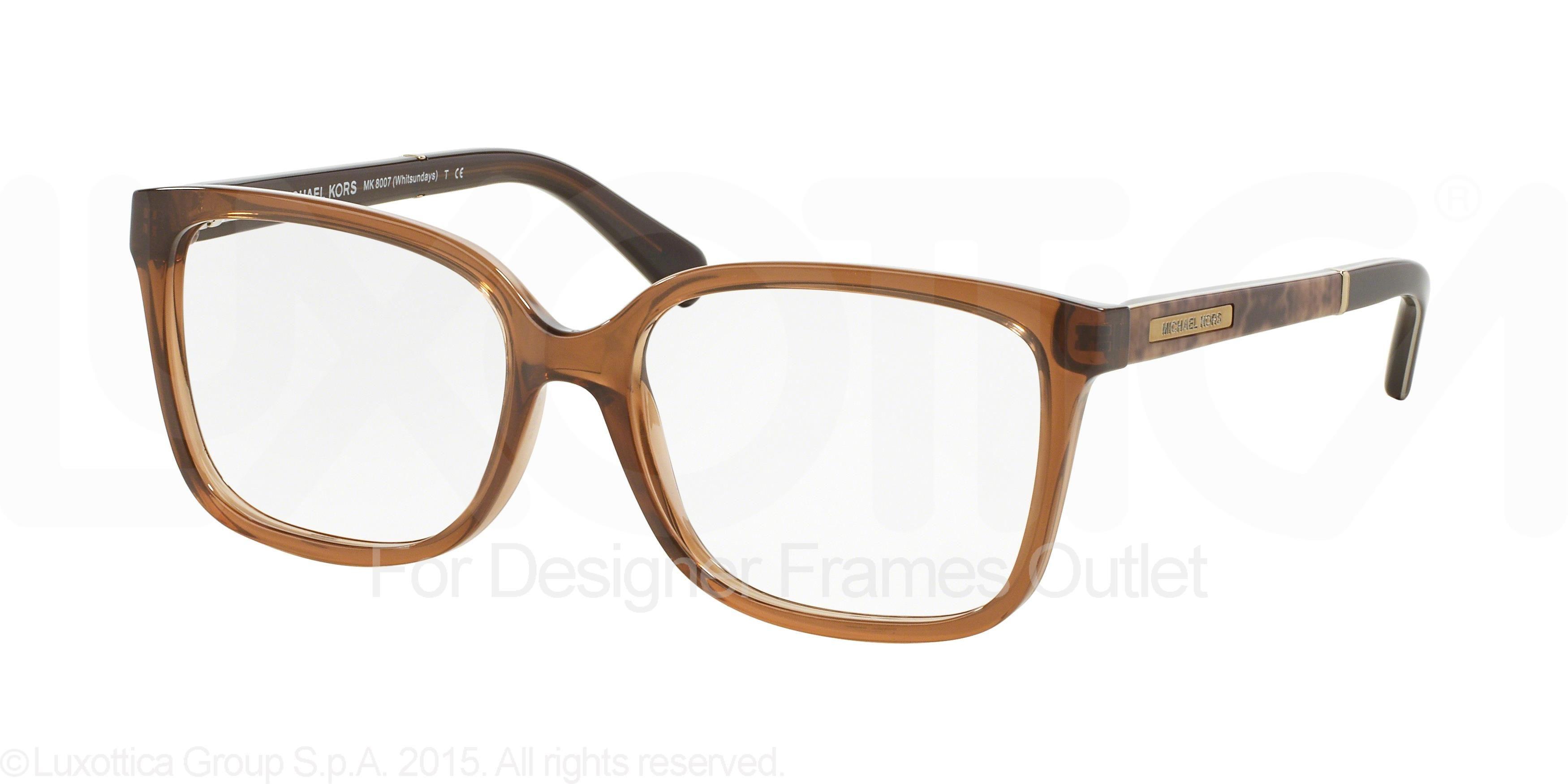 8ac3954dc4c Michael Kors Eyeglasses MK 8007 Michael Kors Eyeglasses