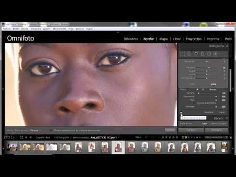 Suavizado De Piel Con Lightroom Tutoriales Photoshop Lightroom Photoshop