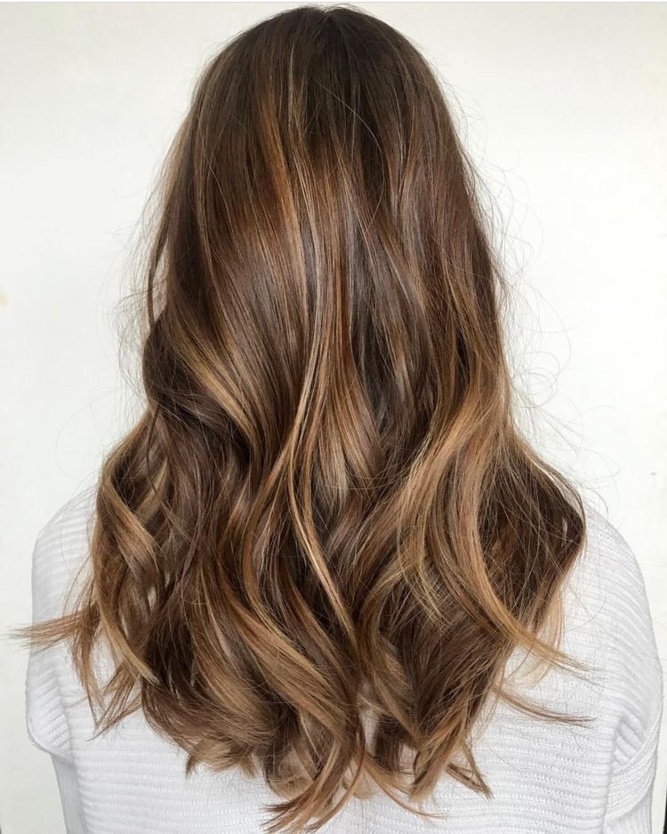 The Home Of Freehand Color Hair Styles Bayalage Light Brown