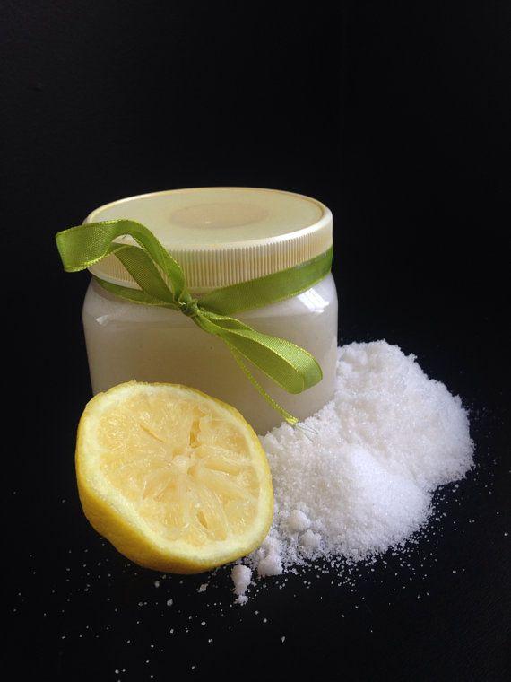 Lemon Aid Sugar Scrub 8oz Hair Beauty Natural Hair Styles Hair Regrowth