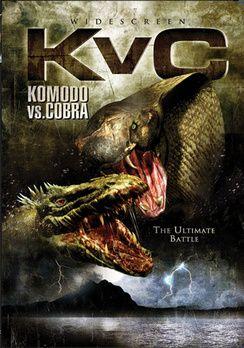 Komodo vs. Cobra DVD