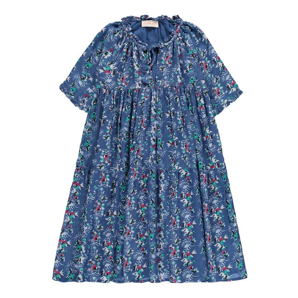 Gibraltar floral maxi dress royal blue floral maxi dress and