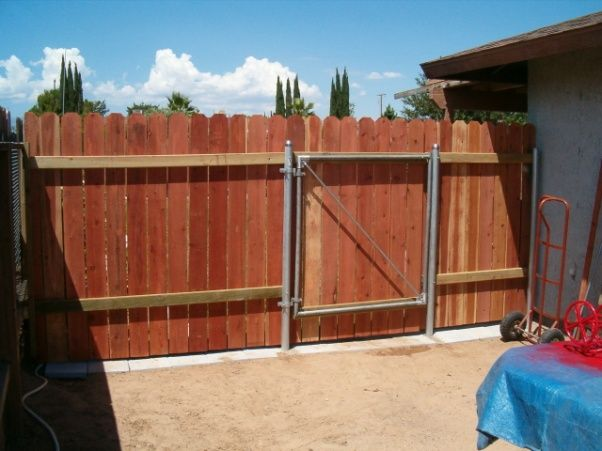 Pin By Kyle On Creative Improvements Fence Wood Fence Gate