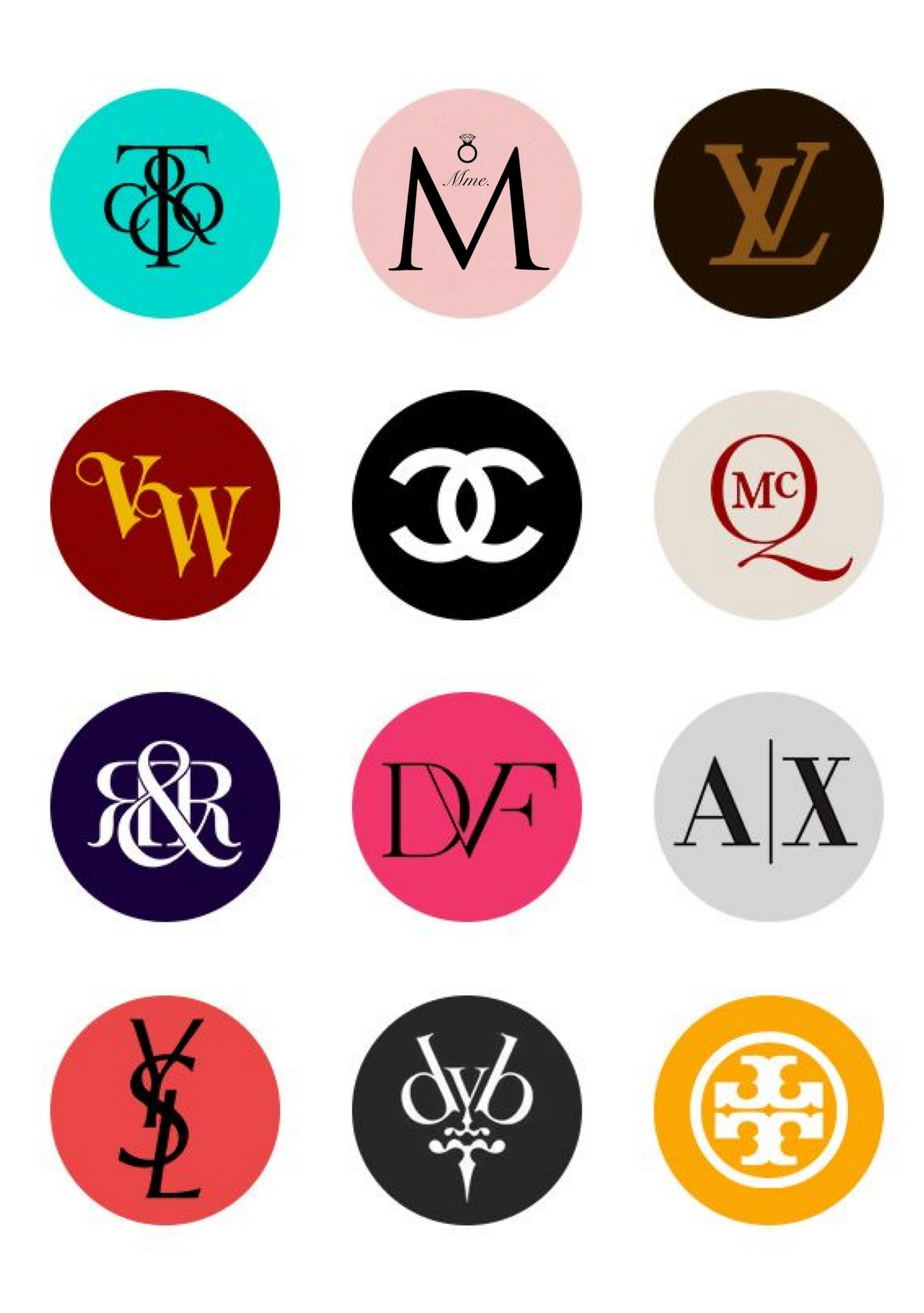 Mme. MM monogram! Fashion logo, Icon design inspiration