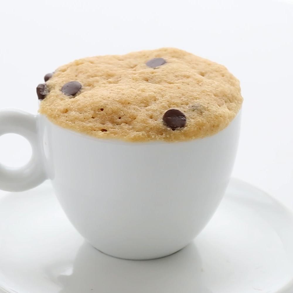 Keto Peanut Butter Mug Cakes