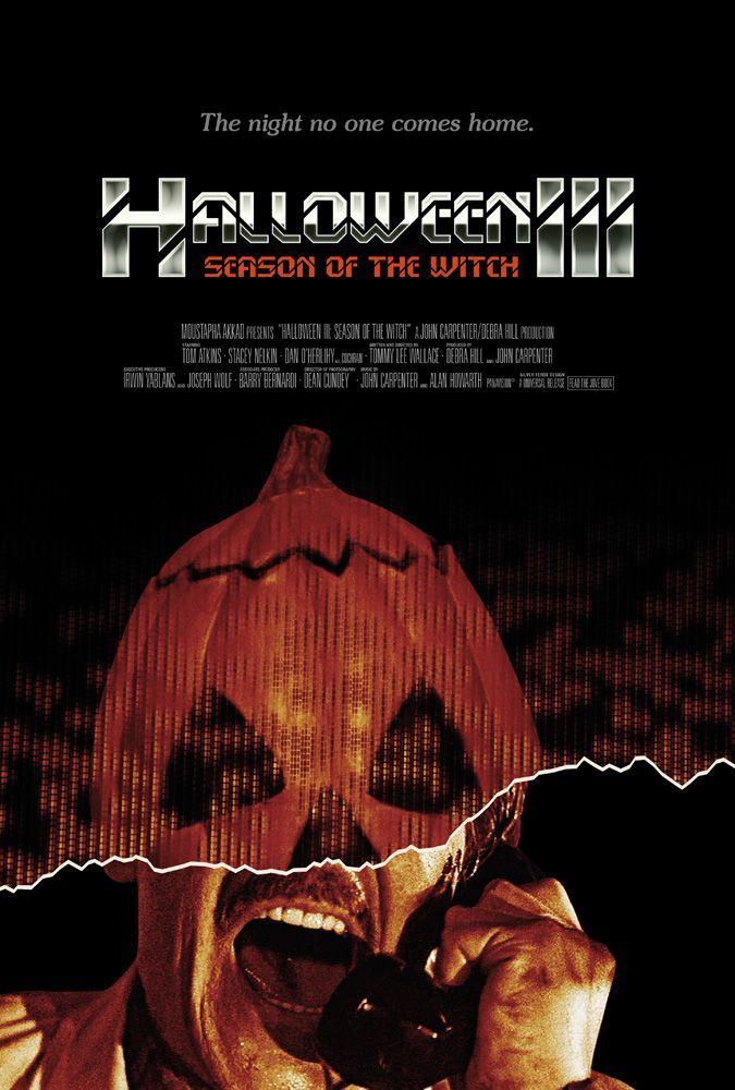 Halloween 3 by Silver Ferox | Horror Business | Pinterest | Horror ...
