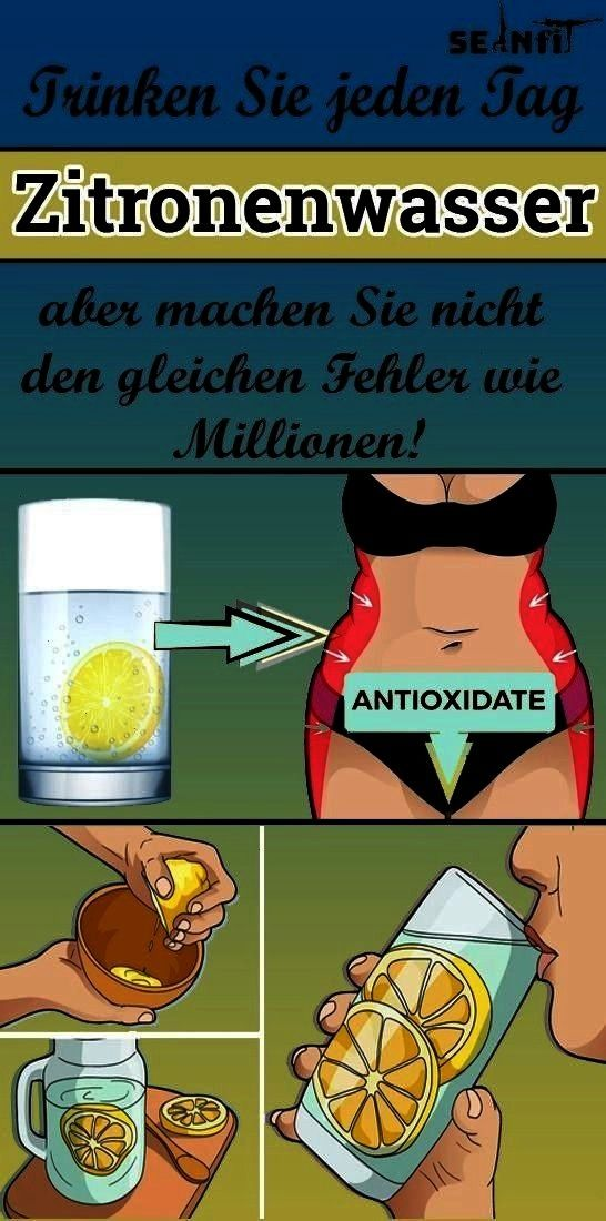 every day, but don't make the same mistake as millions! -  Drink lemon water every day, but don't m