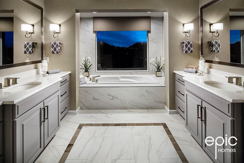 Ascend Model Master Bathroom Sq Ft Model Epic Homes Leyden - Bathroom remodel arvada