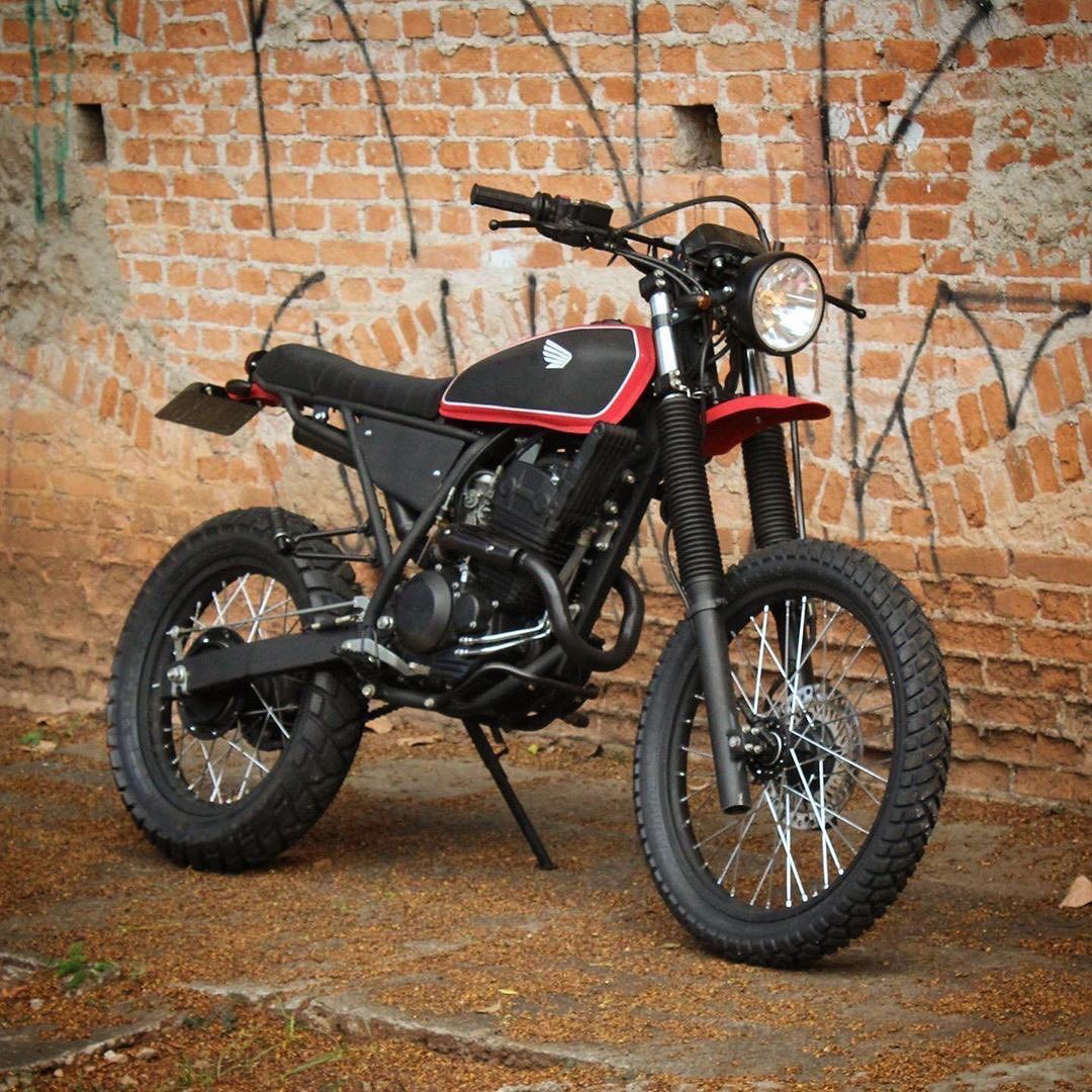 Honda Xr 250 Tornado By Benta Handmade We Support The Tracker And Scrambler Community And Celebrate The Builders Don T Forget To Follow Em 2020