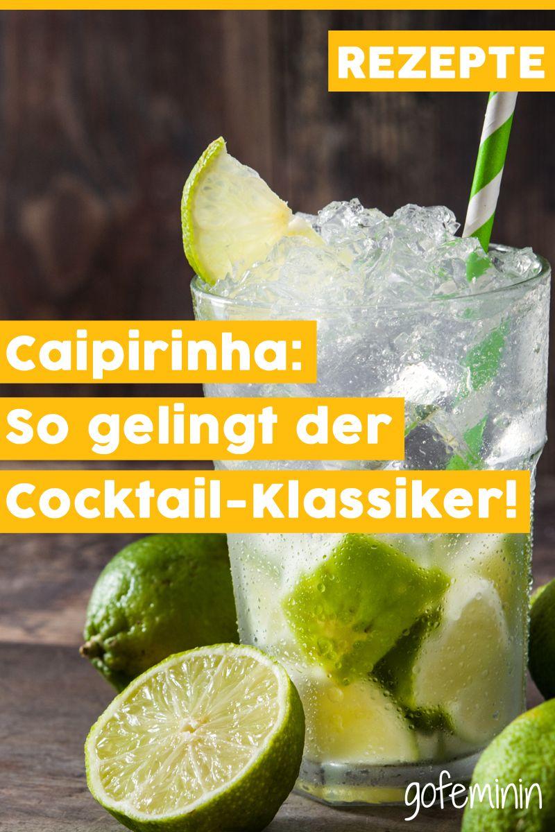 Cocktail-Klassiker: So gelingt der perfekte Caipirinha #kokteyltarifleri
