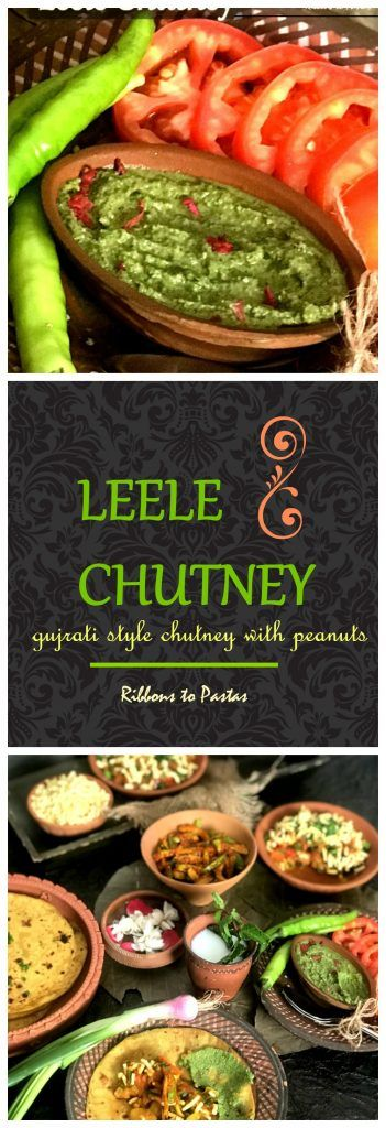 leele chutney is the typical green chutney from gujrati homes the word leele means green on hebbar s kitchen cake recipes id=21804