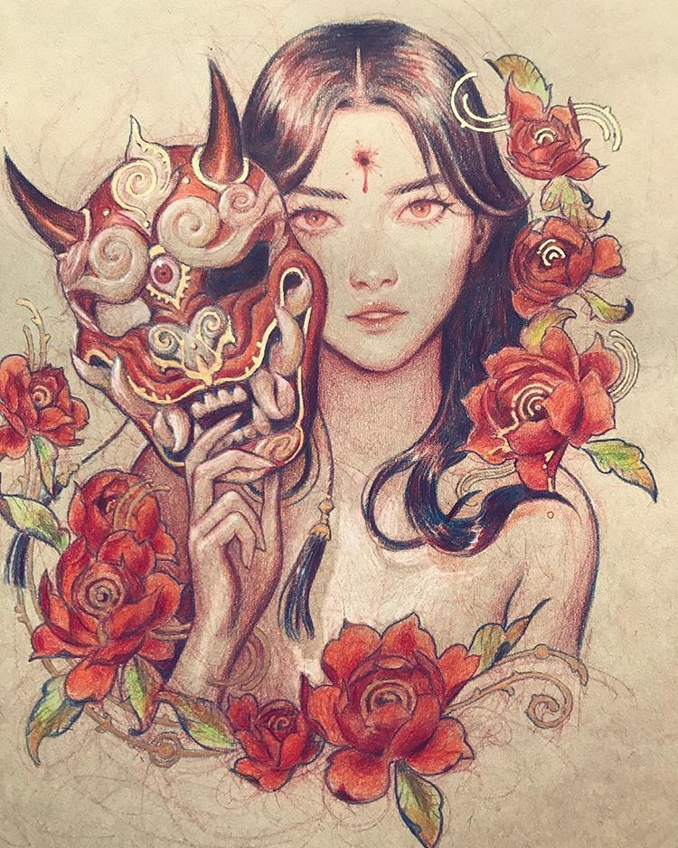 Irezumi Collective On Instagram Artwork By Jan Location Dallas Tx Usa Artist S Ig Jandruff Ir In 2020 Japanese Tattoo Art Geisha Artwork Japanese Tattoo