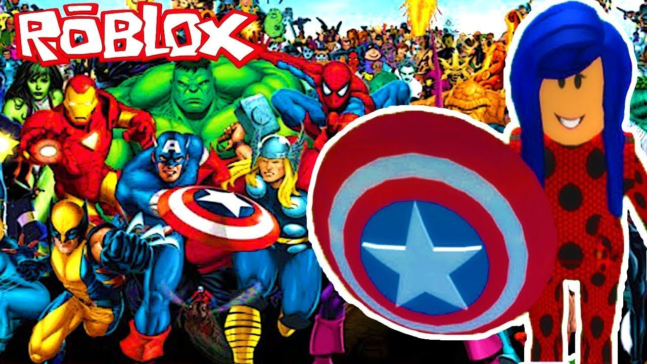 Roblox Super Kahraman Fabrikasi Mucize Ugur Bocegi Ile Kaptan Amerik Super Kahramanlar Amerika Kaptan