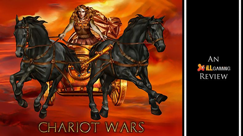 Chariot Wars Turns An Interesting Idea Into Utter Rubbish With Its Flawed Execution And Asks An Unreasonable Price For This Poor Expe War My Dashboard Turn Ons