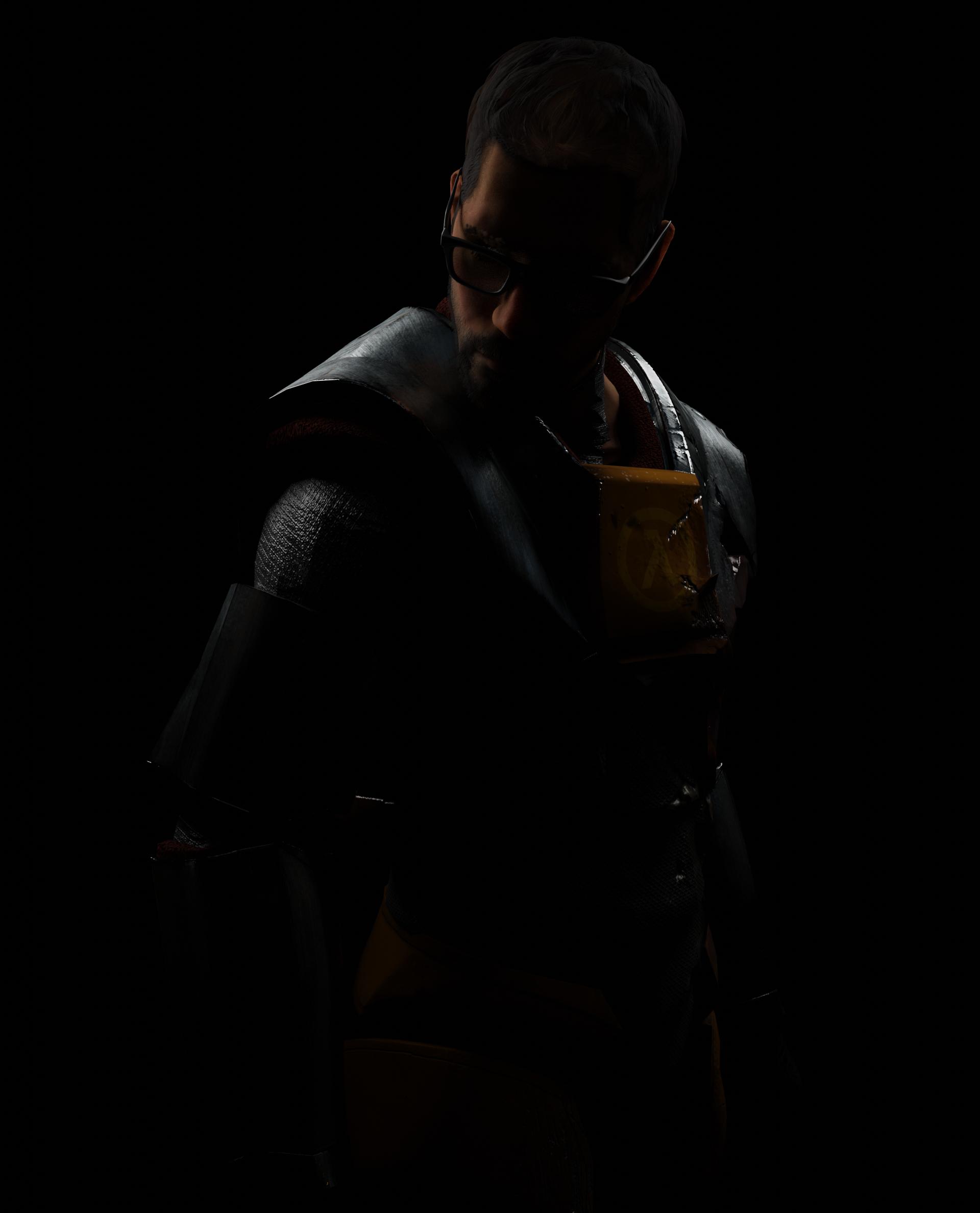 Half Life Alyx Gordon Freeman Gordon Freeman Half Life Freeman