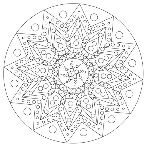 Diy Mandala Vorlagen Kostenlos Zum Ausdrucken Basteln Mit Dem Bastelmagazin Alles Rund Ums Bast Geometrische Malvorlagen Muster Malvorlagen Mandala Vorlagen