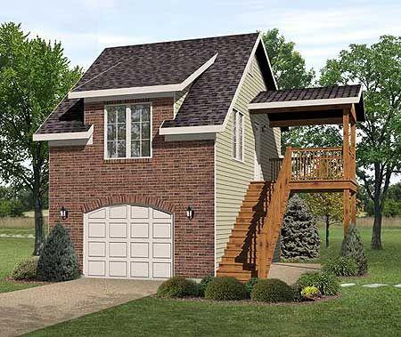 Plan 22100sl Narrow Lot Garage Apartment In 2021 Garage Apartments Garage Apartment Plans Apartment Plans