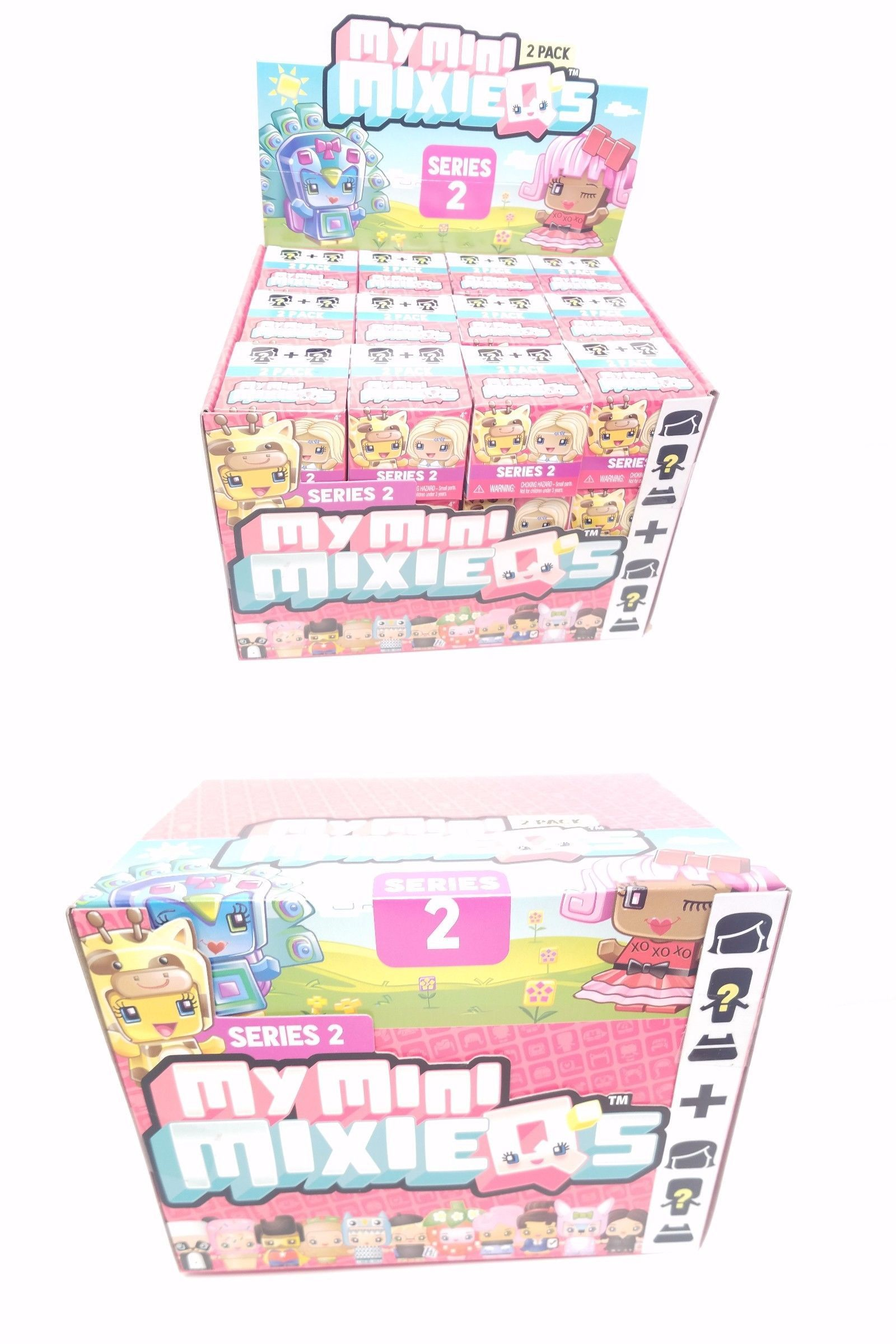 My Mini MixieQs Series 2 Lot Of 36 Boxes Blind Boxes NEW