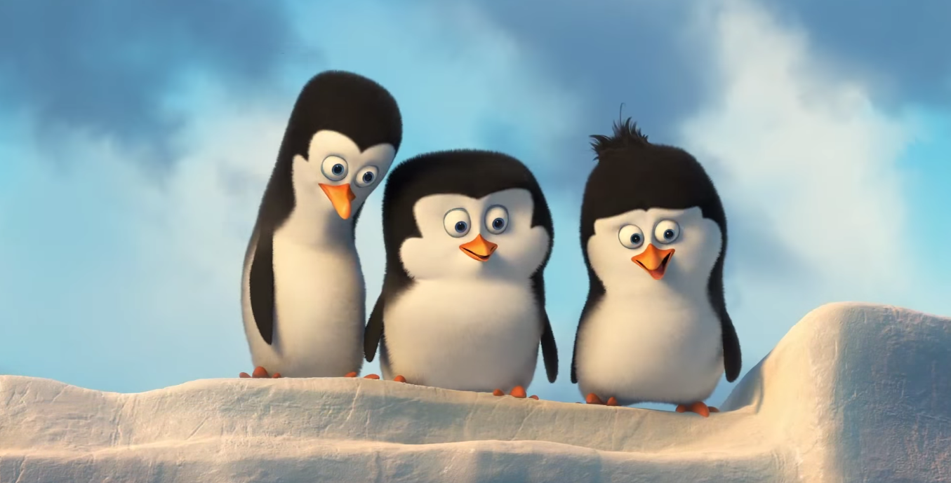 Penguins Of Madagascar Baby