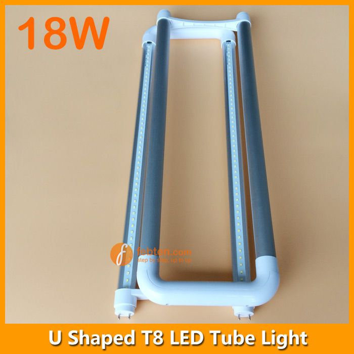U Shaped Led T8 Tube Lamp 18watts Tube Light Led Tube Light U Shape