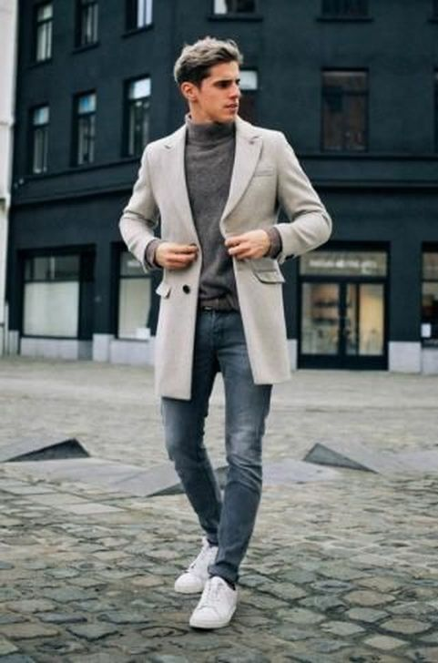 99 Perfect Mens Street Style Outfit Ideas To Steal This Winter