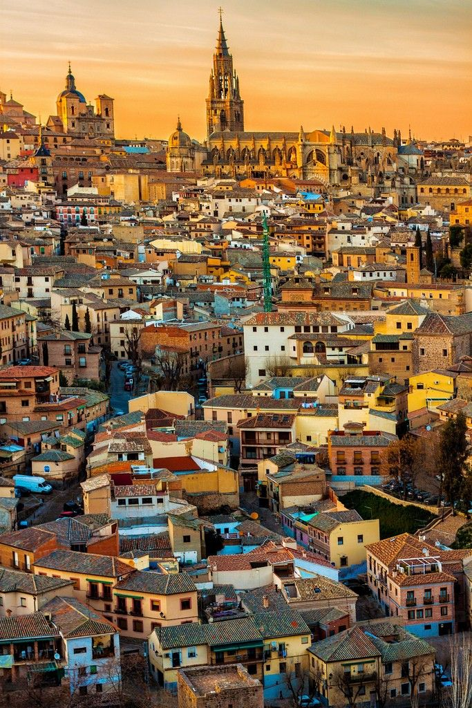 15 Best Places To Visit In Spain The Crazy Tourist Cool Places To Visit Places To Travel Spain Travel