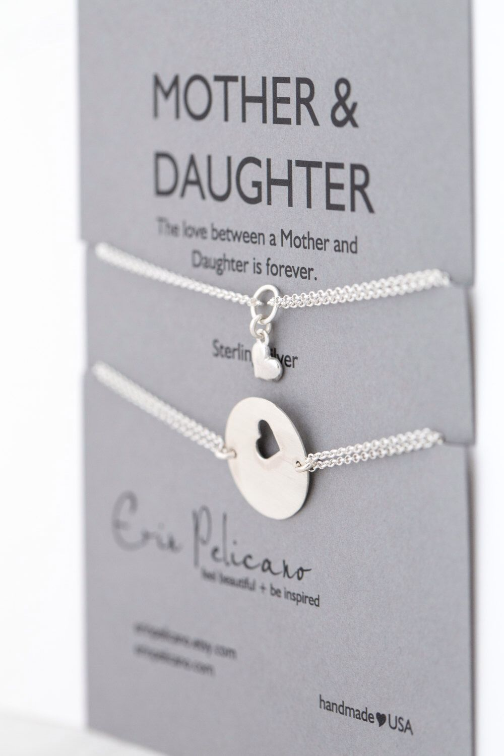 A Set Of 2 Bracelets For The Love Between MOTHERS DAUGHTERS More Daughters Select Your Choice And Add To Cart