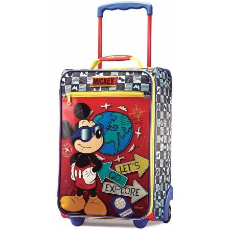 709a82d732eb American Tourister Disney Mickey Mouse 18
