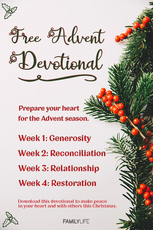 10 of the Best Family Advent Devotionals Advent for